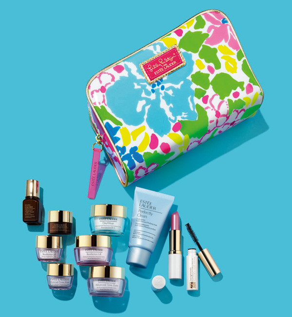 Estee Lauder 2017 Lilly Pulitzer Gift With Purchase