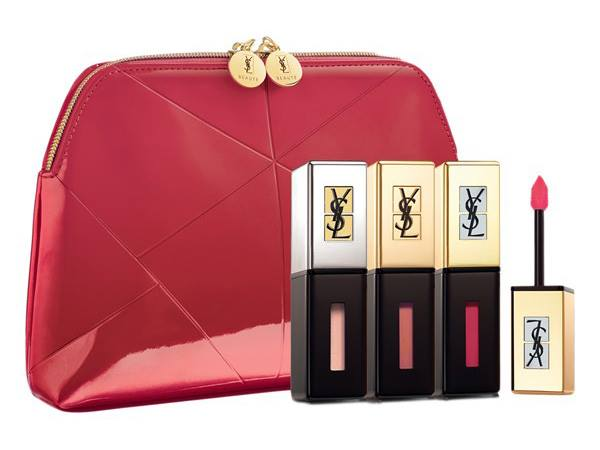 YSL Rock Attitude Glossy Stain Set for Nordstrom Anniversary Sale 2015  Beauty Trends and