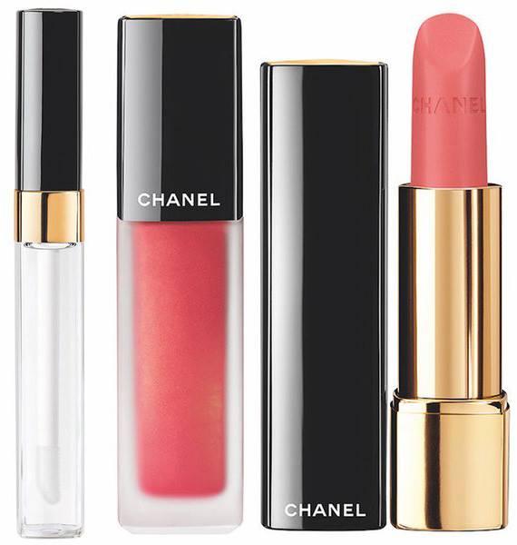 Картинки по запросу chanel make up 2017