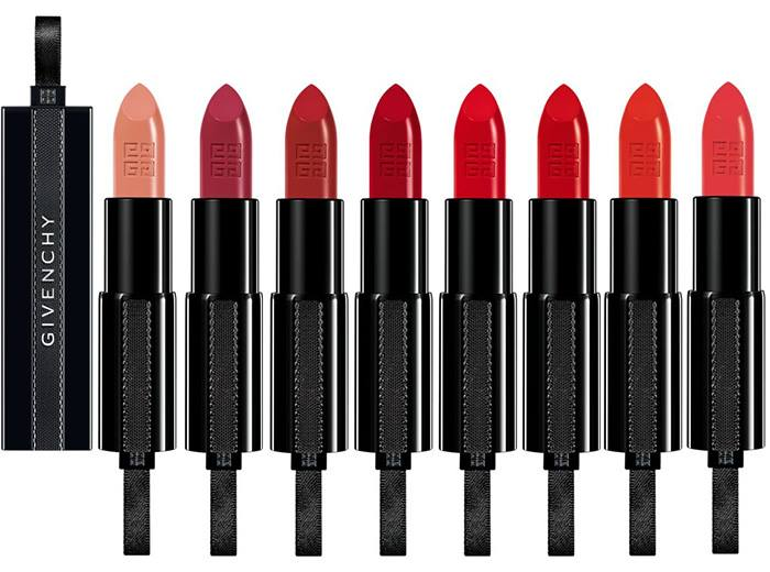 Givenchy Spring 2017 Rouge Interdit Satin Lipstick - Beauty Trends and  Latest Makeup Collections | Chic Profile