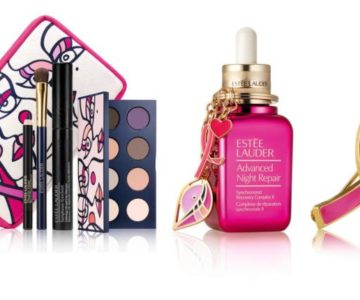 Estee Lauder Pink Ribbon Fall 2017 Collection