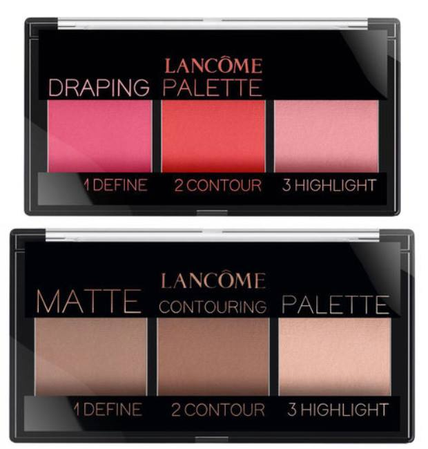 that silky airy melting texture is hard to find so a lancome draping blush palette sounds awesome