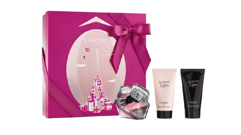 Lancome Christmas 2017 Collection Gift Sets Beauty
