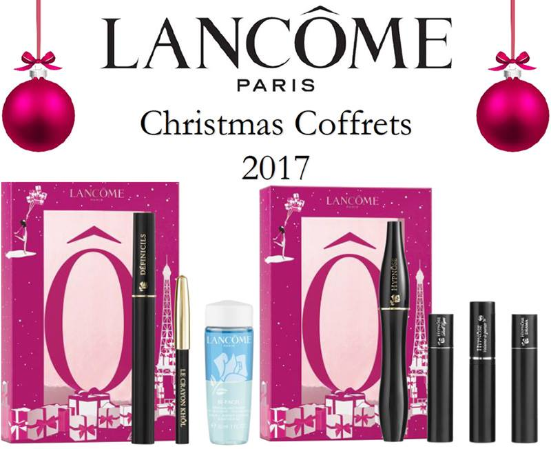 Lancome Christmas 2017 Collection Gift Sets - Beauty Trends and ...