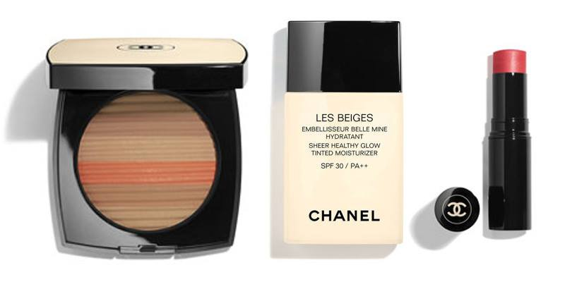 Chanel Les Beiges 2018 Summer Collection